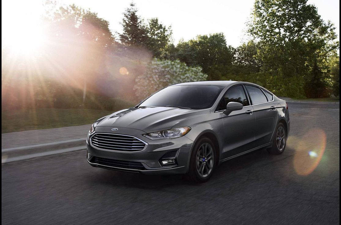 2021 Ford Fusion Out Chile Energi Ecoboost Electric Egypt