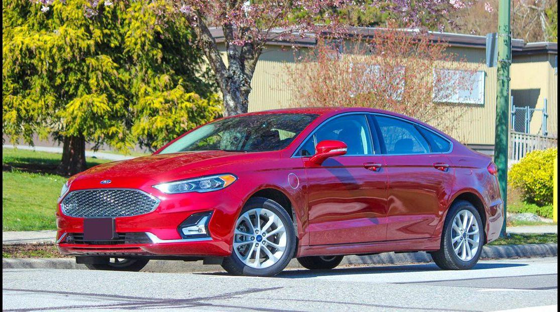2021 Ford Fusion Titanium Hybrid Price Sport Interior Sel