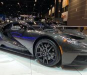 2021 Ford Gt Mach E Horsepower Coupe Interior Images