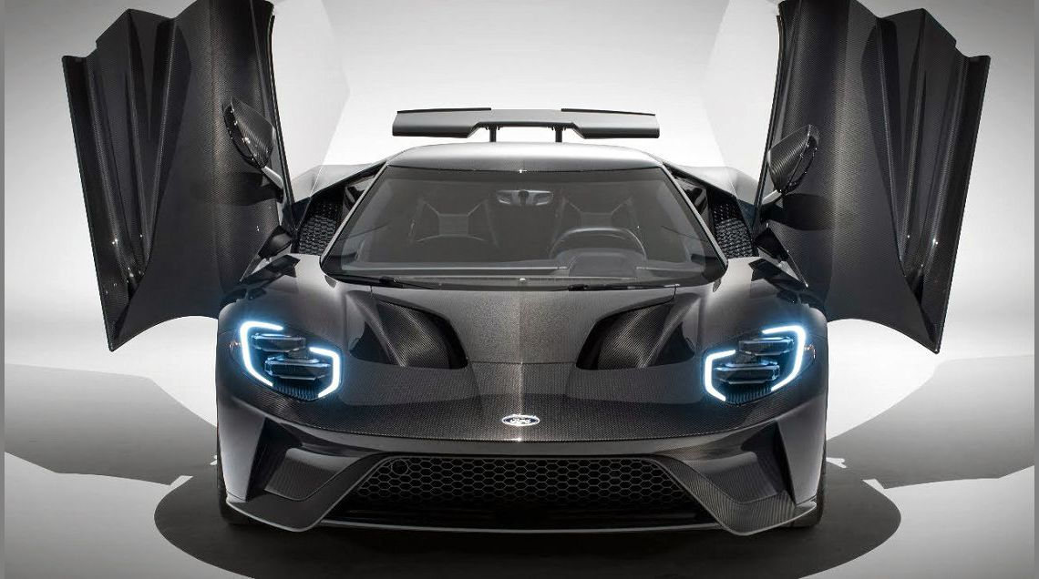 2021 Ford Gt News Nationals New Order Of Performance