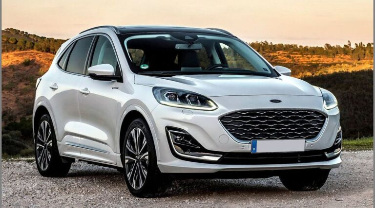 2021 Ford Kuga Accessories And Escape Armrest Automatic ...