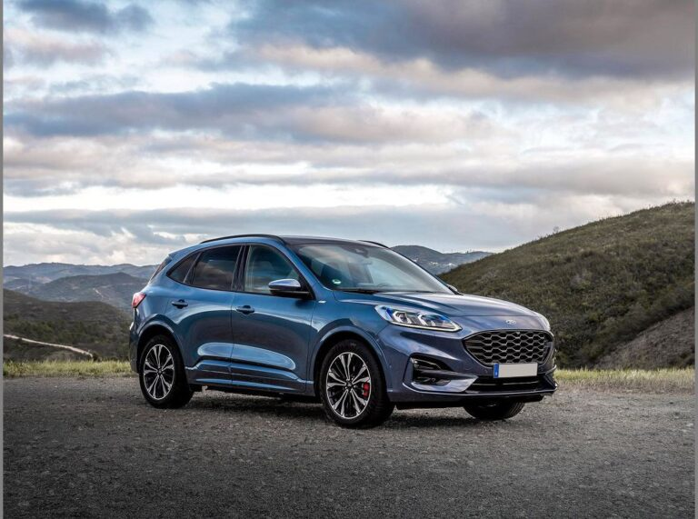 2021 Ford Kuga Review Rs Specs X Test Vignale ...