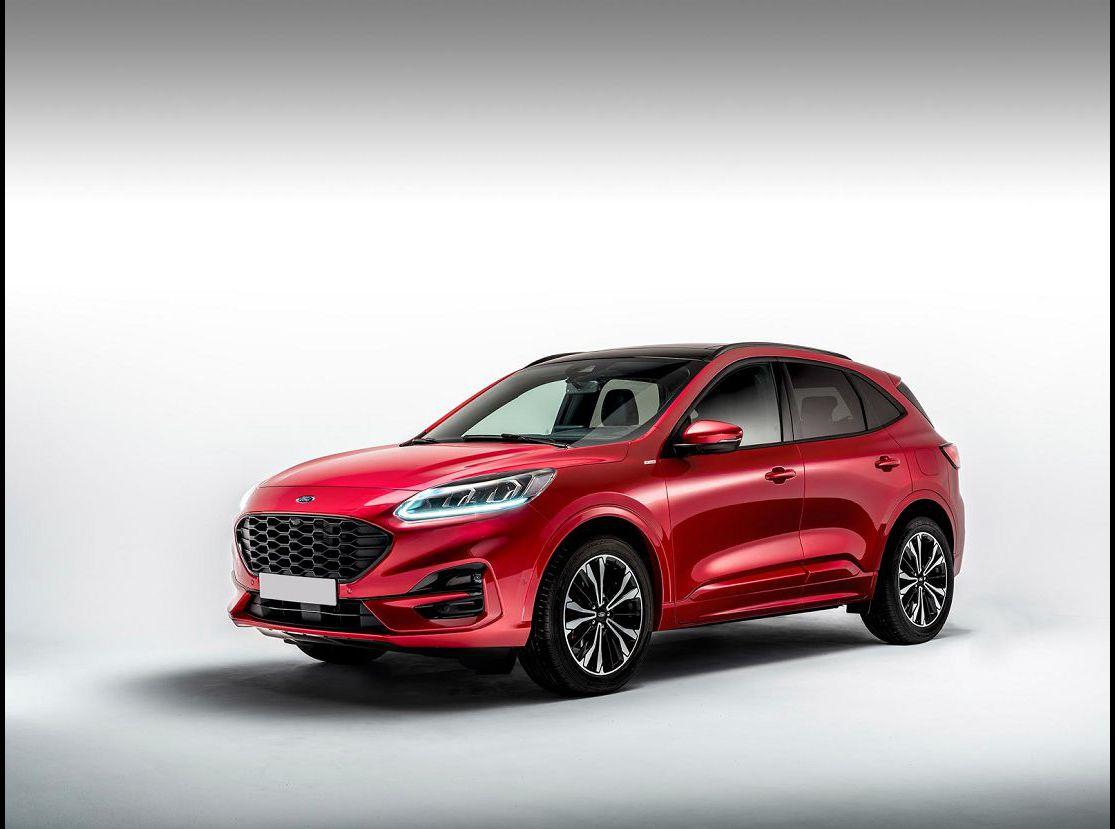 2021 Ford Kuga Phev Egypt Interior Price Dimensions St ...
