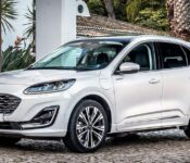 2021 Ford Kuga Range Lease Buy Is 4x4 4wd
