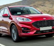 2021 Ford Kuga Yeni 2020 Usa 2019 Plug In