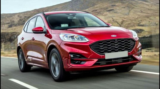 2021 Ford Kuga Yeni 2020 Usa Vs Escape 2019