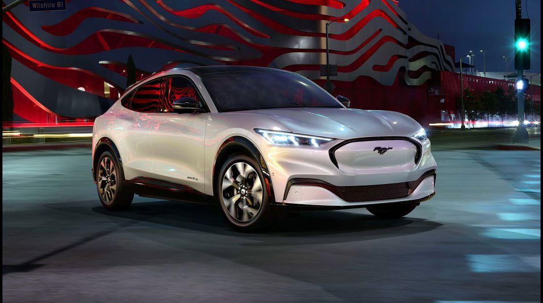 2021 Ford Mach E Plant The Build A Reserve Lease