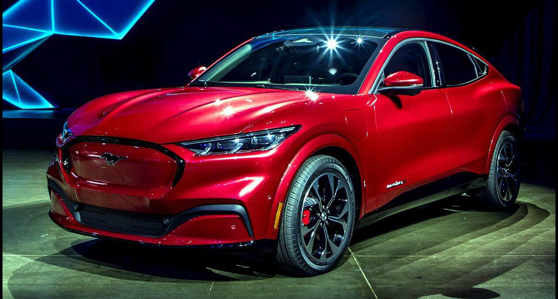 2021 Ford Mach E Release Date Test Drive Engine Electric