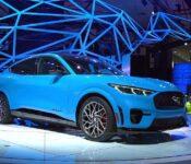2021 Ford Mach E Specs Interior For Sale Space White