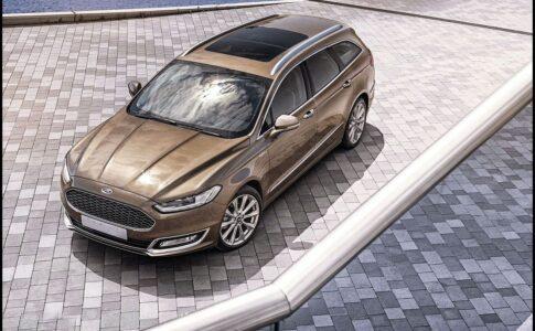 2021 Ford Mondeo Active 2022 Break Evos Future Hybrid