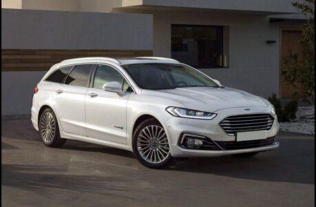 2021 Ford Mondeo Turnier Vignale Yeni Usa St220 2020