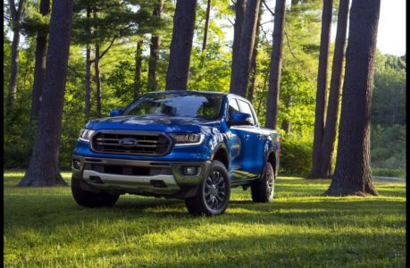 2021 Ford Ranger Africa North America A The New