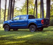 2021 Ford Ranger Are Rangers Out Yet Black Appearance