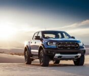 2021 Ford Ranger Blue Announcement Availability Build And South