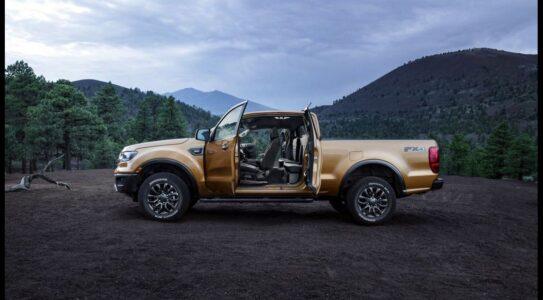 2021 Ford Ranger V6 Changes Engine Options Australia Aurora