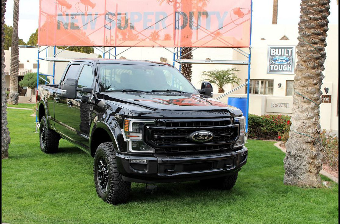 2021 Ford Super Duty Colors Release Date Changes Order Guide