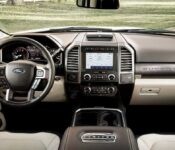 2021 Ford Super Duty The Duty's Does 202 Engines Engine