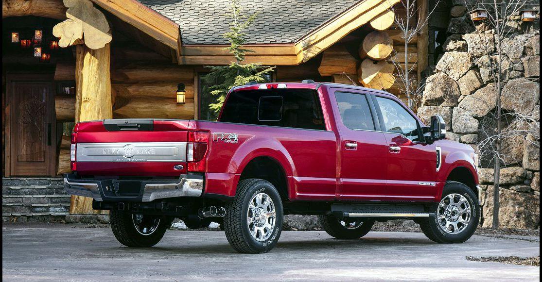2021 Ford Super Duty Trucks Can I A You Brochure