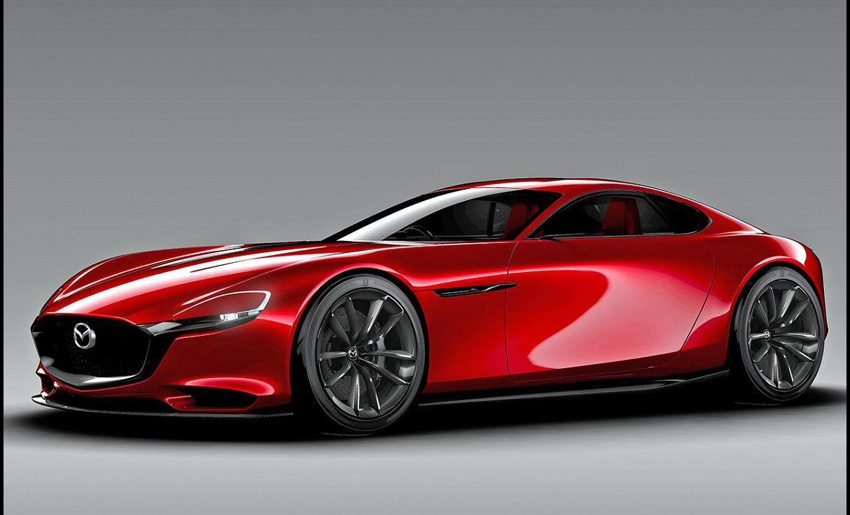 2021 Mazda Rx 8 Red Motor Retail Price Successor For Sale