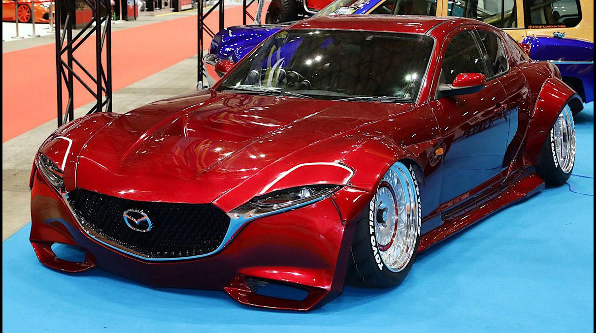 2021 Mazda Rx 8 Rx9 Rx7 2020 Coupe 4d Rx8