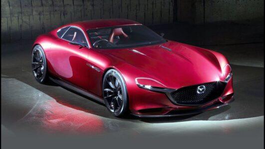 2021 Mazda Rx 8 Seals Alternator Autodata Anniversary Edition