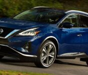 2021 Nissan Murano Platinum Release Date Colors Price Redesign