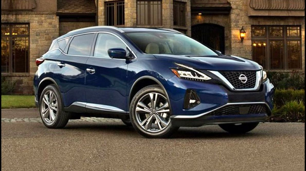 2021 Nissan Murano Released Changes Convertible