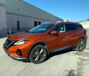 2021 Nissan Murano Sport Spy Shots Trim Levels Towing Capacity