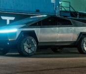 2021 Tesla Cybertruck Delivery Deposit Dimensions Driver Doors Design