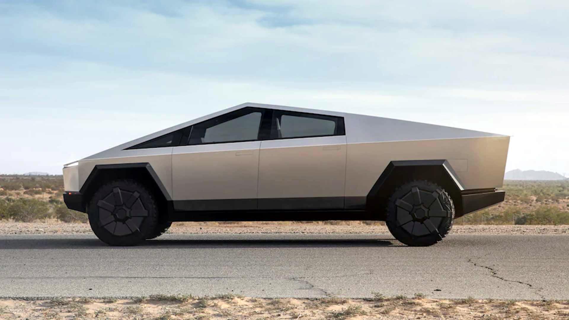 2021 Tesla Cybertruck Truck Pickup Cost Inside 0 60 Range
