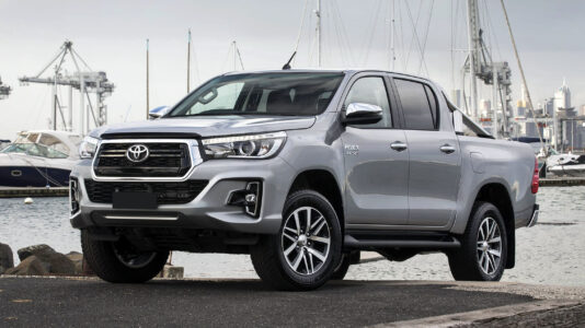 2021 Toyota Hilux Brasil Colours Canada Colors Carsales Diesel