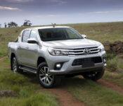 2021 Toyota Hilux Date Nz Test Drive Isuzu D
