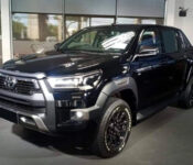 2021 Toyota Hilux Double Cab Dimensions Dubai V6 Release