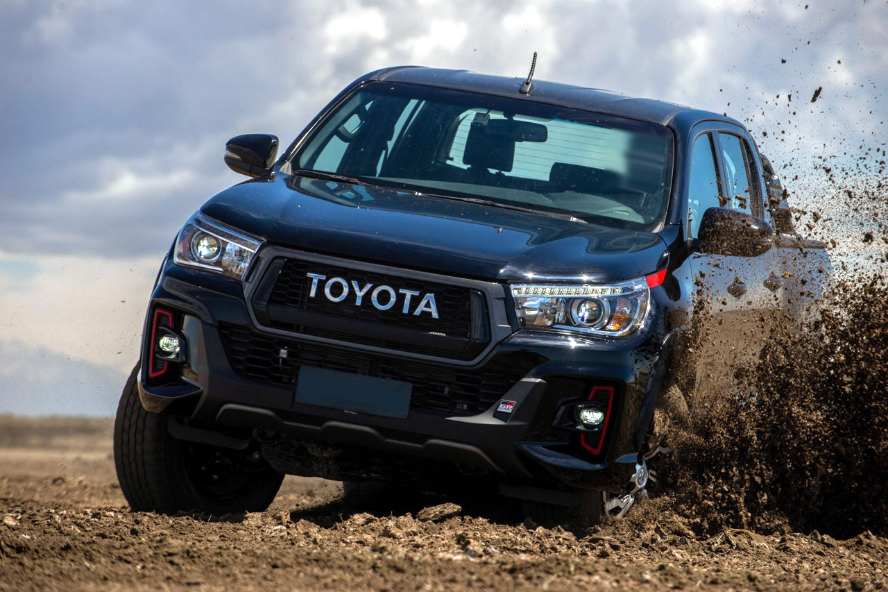 2021 Toyota Hilux Review Rogue Autodeal The New Brochure