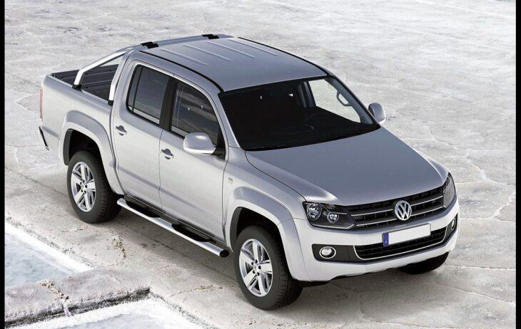 2021 Vw Amarok A Build Buy Of Length Weight