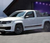 2021 Vw Amarok Towing With Black Edition Body Kit
