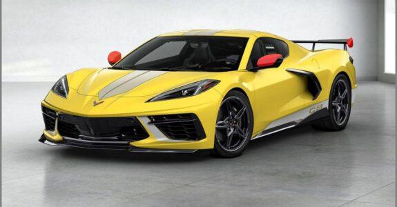 2022 Chevy Corvette C Dealer Dealership Near Me Dimensions