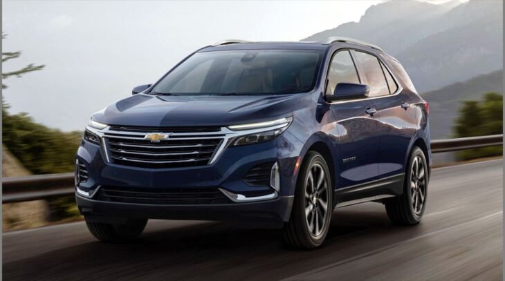 2022 Chevy Equinox 2016 Lease 2017 2020 Accessories Awd