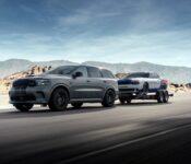 2022 Dodge Durango Build Location Blacked Out Rims Body