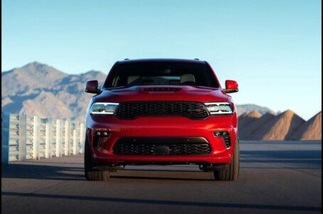 2022 Dodge Durango Space Fuel Economy Colors Crew Front C