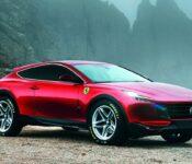 2022 Ferrari Purosangue Cilindrata Cv Dimensioni Details Launch Technische