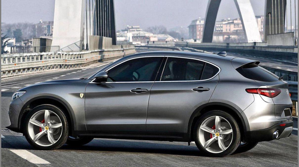 2022 Ferrari Purosangue Cost Costo Cavalli Cena Configuratore Causa