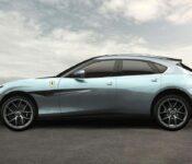 2022 Ferrari Purosangue Hybrid Harga Images Interni Immagini In