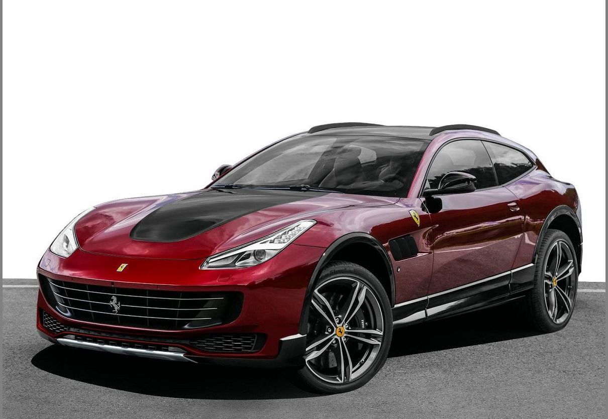 2022 Ferrari Purosangue India Lawsuit Vs Lamborghini Urus Motore
