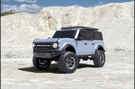 2022 Ford Bronco Availability Color Automatic Aftermarket Parts Apparel