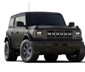 2022 Ford Bronco Baby New 2021 Cost Canada Fuel Economy