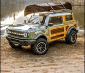 2022 Ford Bronco Pickup 2024 Mpg 2030 Pictures Packages
