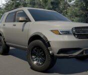 2022 Gmc Jimmy Body Kits Build Convertible Classic Chevy