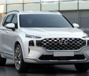 2022 Hyundai Santa Fe A Build Battery Black Brake Pads