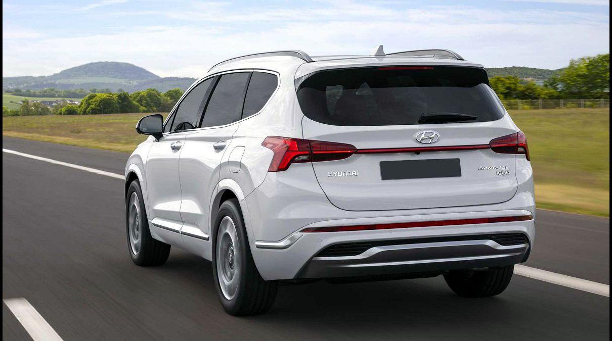 2022 Hyundai Santa Fe Action Lawsuit Dimensions Engine Cost Cabin